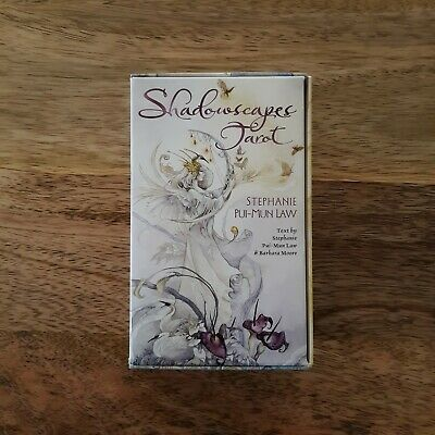 Shadowscapes Tarot deck, cards in excellent condition