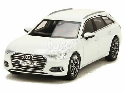 Audi New A6 Avant 2018 - iScale 1/43