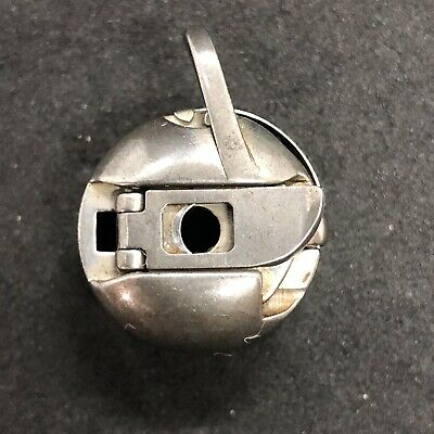 Simanco Bobbin Case - Holder  #125291 Fits Singer 15-91 Made in USA