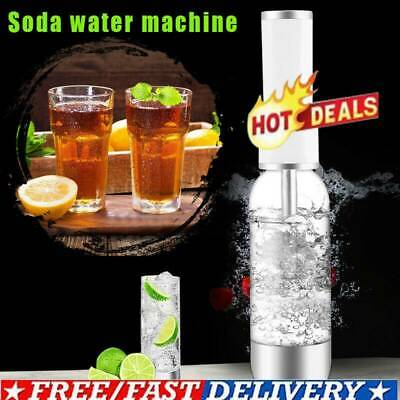 Portable Household Soda Drinks Machine Self-made Bubble Beverage For Party 2019
