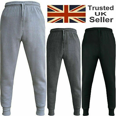 Womens Fleece Tracksuit Bottoms Jogging Joggers Ladies Regular Fit Trousers