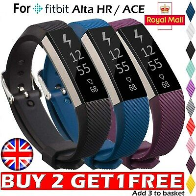 For Fitbit Alta Hr ACE Wrist Straps Wristbands Replacement Accessory Watch Band