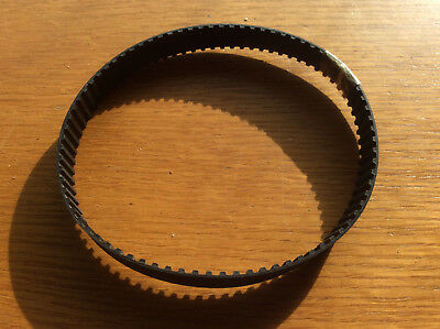 Toothed Drive Belt Vacuum Cleaner Lawnmower Power Tools 39cm x 1.4cm