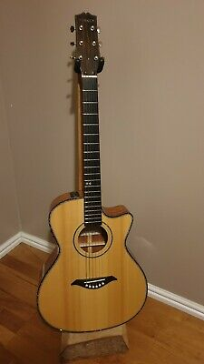 Turner Acoustic Steel String Guitar