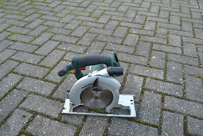 METABO KSA 18 LTX Circular Saw (Body Only)
