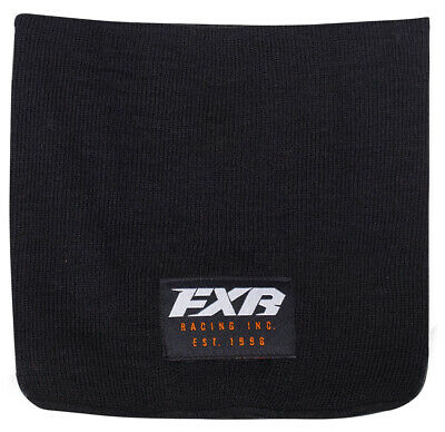 FXR Infinite Neck Warmer Black/Orange