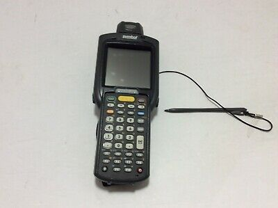 *UNTESTED*Symbol Motorola Scanner MC 3000 Series MC3090 w/ Hand strap and Stylus