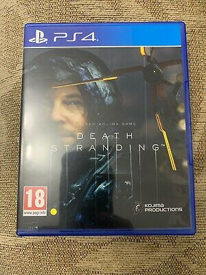 Death Stranding (PS4)  Played Once