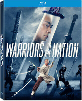 Warriors Of The Nation Blu-ray
