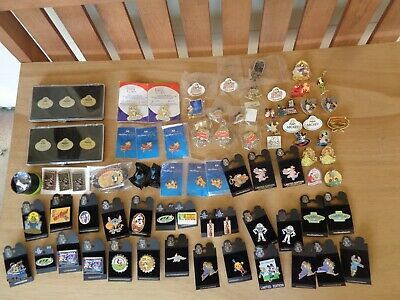 Lot of Vintage Disney Trading Pins