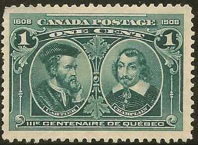 Canada 96 MNH 1/2c Prince & Princess of Wales -Cat $19.00