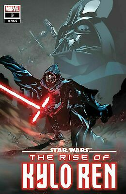 Star Wars The Rise Of Kylo Ren #3 1:25 Landini Variant (Marvel Comics 2020) Nm