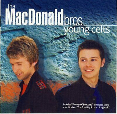 The MacDonald Bros - Young Celts - The MacDonald Bros CD BQVG The Cheap Fast The