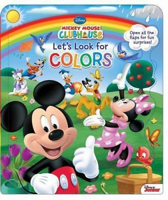 Let's Look for Colors (Disney Mickey Mouse Clubhouse)