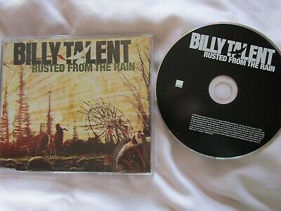 Billy Talent – Rusted From The Rain Label: WEA – PR017278 Promo CD Single