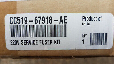 Genuine New HP CC519-67918 (CE506A) Fuser for HP LaserJet CP3525, CM3530, M575
