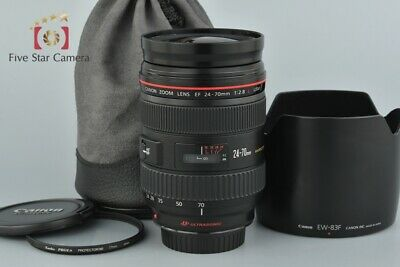Excellent!! Canon EF 24-70mm f/2.8 L USM