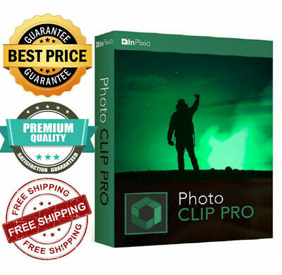 Inpixio Photo Clip 9 Pro Full Version Photo Editor - Download