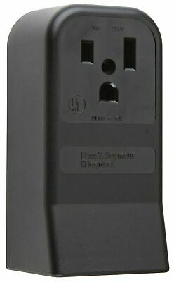 Pass & Seymour 3852CC6 50 Amp Surface Mount Range/Dryer Outlet