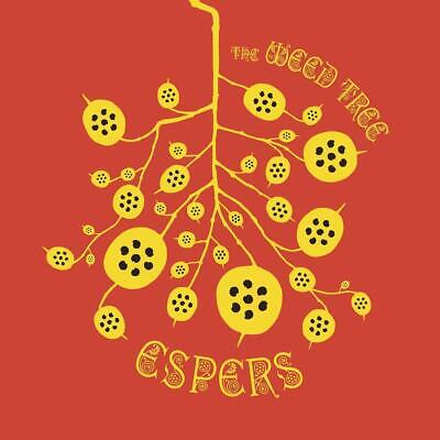 Espers   The Weed Tree  CD ALBUM (13THMAR) NEW