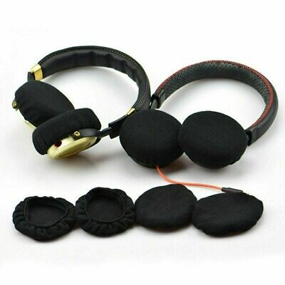 Ear Pads Cushion Foam Cover for Headphone 60mm 70mm 80mm 85mm 90mm 10mm 11mm