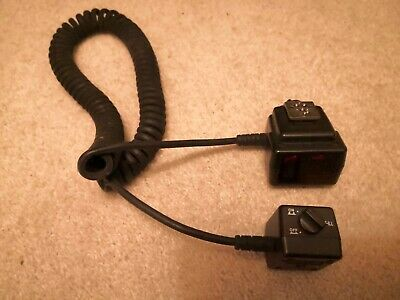 Nikon SC-29 Remote cord for speedlight etc. GENUINE EXCELLENT CONDITION