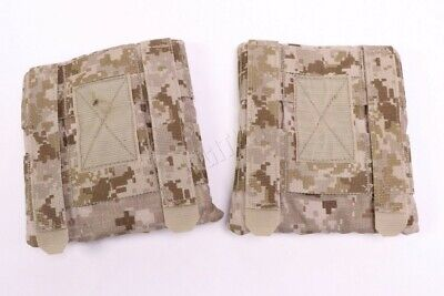 Crye Precision NJPC 6X6 Side Plate Pouch SET AOR1 SEAL NSW JPC NCPC