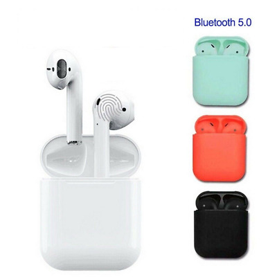 2020 Wireless Earbuds Bluetooth Headsets Compatible with Apple iPhone AirPods 2