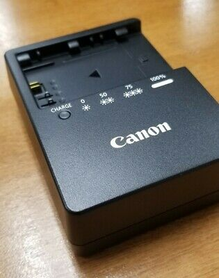 Canon LC-E6 Battery Charger Genuine. Mint.