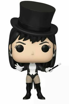 *** Zatanna - DC Super Heroes Funko Pop 2020 ECCC Exclusive Shared PRESALE ***