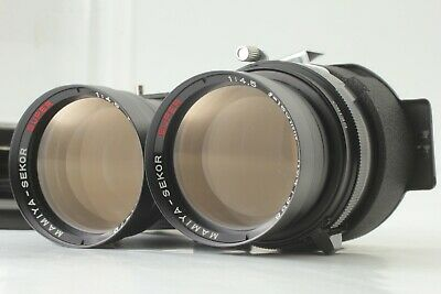 *Exc +5* Mamiya Sekor Super 180mm f/4.5 TLR Lens for C330 C220 from Japan 100145