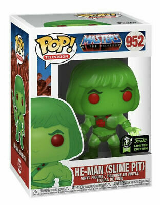 ** He-Man Slime Pit - Masters of the Universe Funko Pop 2020 ECCC Shared PRESALE