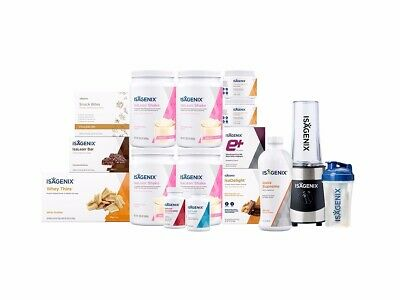Isagenix weight loss premium pack (30 day) you choose flavors! Free shipping!!
