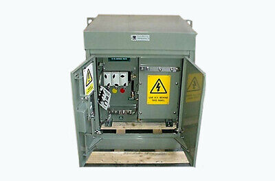 Compact Micro Sub Station CG Power Systems 50kva for Electrical Supply
