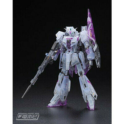 RG 1/144 Zeta Gundam Unit 3 Initial Verification Type Ver.GFT Limited Clear Colo