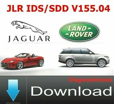 2019 JLR IDS SDD v155.04 SOFTWARE Jaguar Land Rover Range Dealer DOWNLOAD LINK