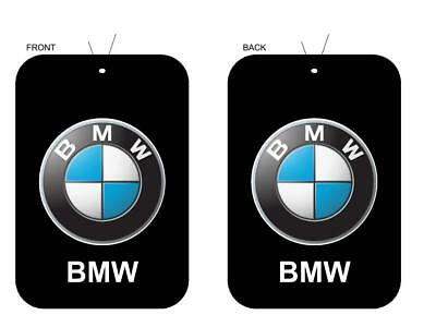 Bmw Car Logo Air Freshener Double Sided 2 for £5