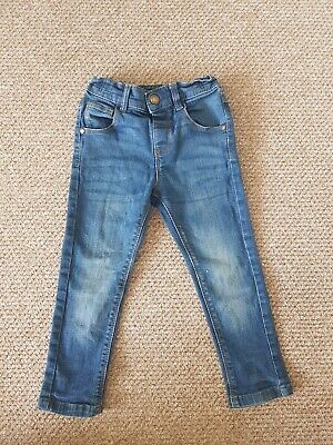 Boys Slim Jeans Next Age 2-3