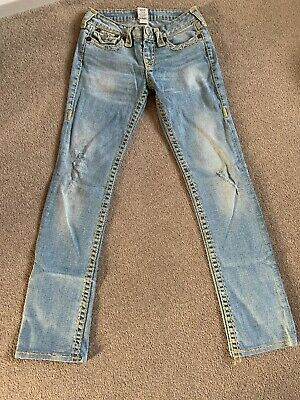 boys true religion jeans Size 28