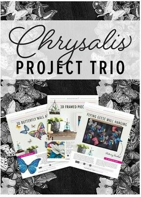 ~Anita Goodesign~ Chrystalis Project Trio.