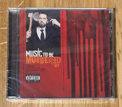 Eminem - Music To Be Murdered By - Limited Edition Cover - New Sealed CD