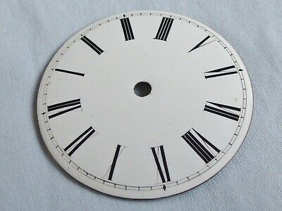 Pocket Watch Dial For Fusee Verge Or Lever 46.4 mm Diameter