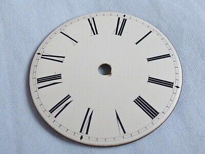 Pocket Watch Dial For Fusee Verge Or Lever 45.8 mm Diameter