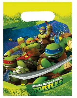 Party Favor Amscan 391603 TMNT Disc Shooters