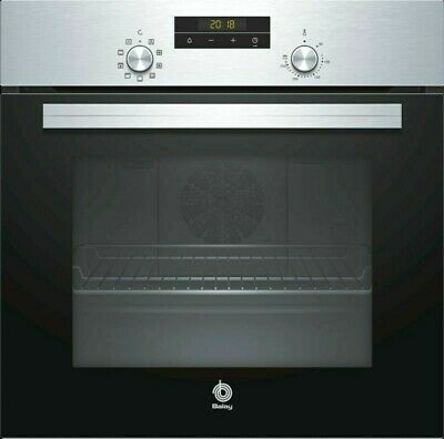 Horno Balay RAIL CONFORT 3HB2031X0 multifuncion 7 inox
