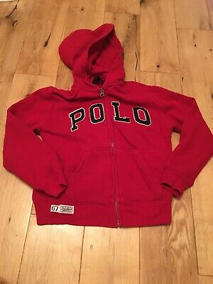 Red Ralph Lauren Polo Zippy 5