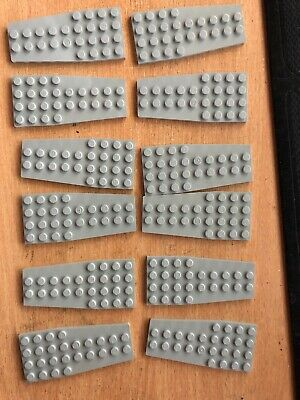 FREE P/&P! Select Colour LEGO 2413 4X9 Wing Without Stud Notches