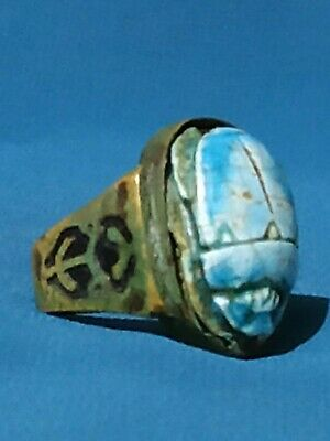 Pharaonic ring very beautiful and rare ancient Egypt civilization