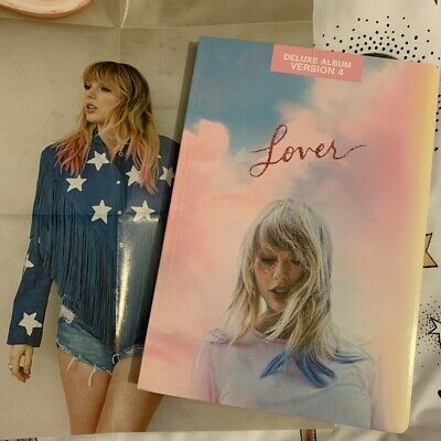 Taylor Swift - Lover Deluxe Edition (Version 4)