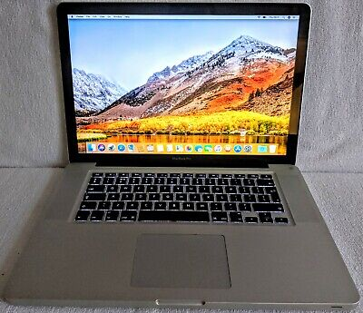 "Apple MacBook Pro 15.4"" Core i7, 4GB (Upgradable) A1286 2.3 Ghz Early 2011 - VGC"